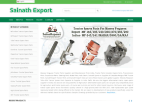 Sainathspares.com thumbnail
