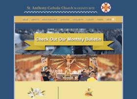 Saintanthonyschurch.org thumbnail