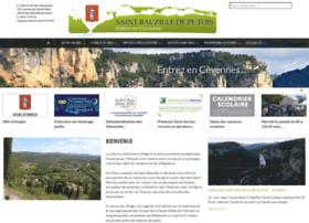 Saintbauzilledeputois.fr thumbnail