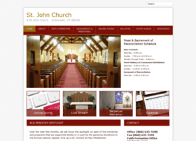 Saintjohn-cromwell.org thumbnail