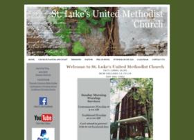 Saintlukes-umc.net thumbnail