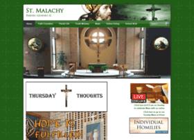 Saintmalachy.org thumbnail