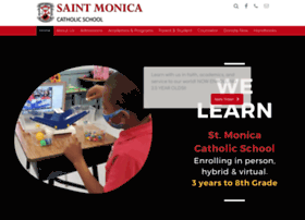 Saintmonica.net thumbnail