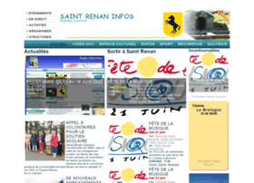 Saintrenan.info thumbnail