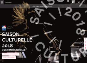 Saisonculturelle.fr thumbnail
