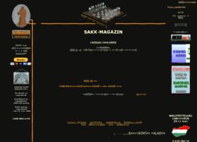Sakk-magazin.hu thumbnail