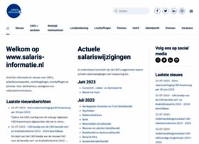 Salaris-informatie.nl thumbnail