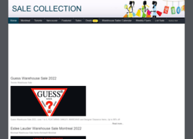 Salecollection.ca thumbnail