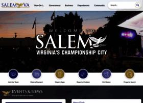 Salemva.gov thumbnail