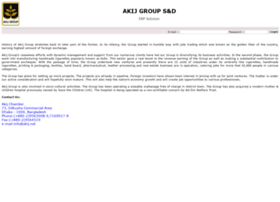 Sales.akij.net thumbnail