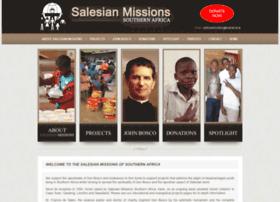 Salesianmissions.co.za thumbnail