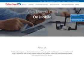 Salesmantra.net.in thumbnail