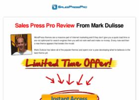 Salespresspro.org thumbnail