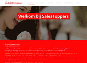 Salestoppers.nl thumbnail