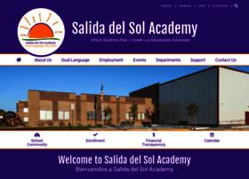 Salidadelsolacademy.org thumbnail
