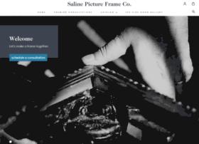 Salinepictureframe.com thumbnail