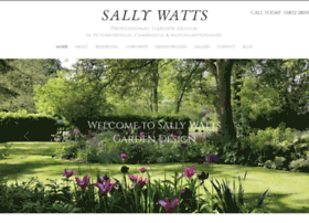 Sallywattsgardendesign.co.uk thumbnail
