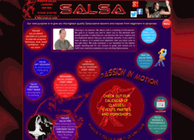Salsa-academy.com thumbnail