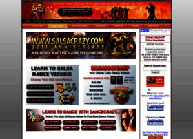 Salsacrazy.com thumbnail
