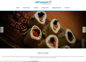 Saltandpeppercatering.co.za thumbnail