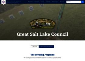 Saltlakescouts.org thumbnail