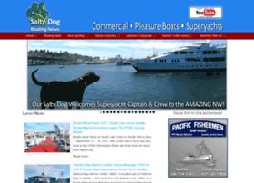 Saltydogboatingnews.com thumbnail