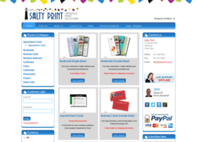 Saltyprint.co.za thumbnail