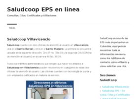 Saludcoopeps.net thumbnail