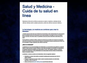Saludymedicina.com.mx thumbnail