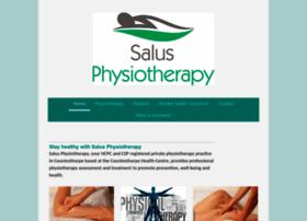 Salusphysiotherapy.co.uk thumbnail