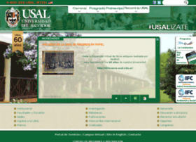 Salvador.edu.ar thumbnail