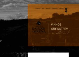 Salvatisirena.com.br thumbnail