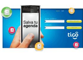 Salvatuagenda.tigo.com.bo thumbnail