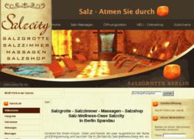 Salzcity.de thumbnail