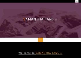 Samanthafans.blogspot.in thumbnail