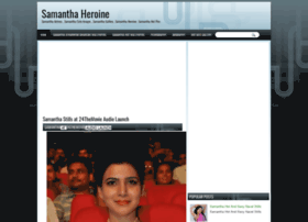 Samanthaheroine.blogspot.in thumbnail