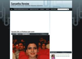 Samanthaheroine.blogspot.in thumbnail