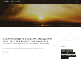 Samdroid.net thumbnail