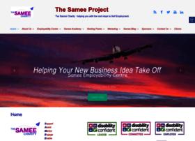 Samee.co.uk thumbnail