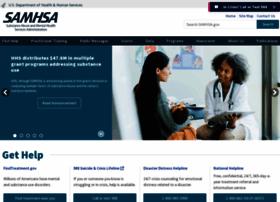 Samhsa.gov thumbnail