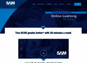 Samlearning.com thumbnail