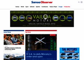 Samoaobserver.ws thumbnail