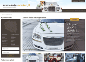 Samochody-weselne.pl thumbnail