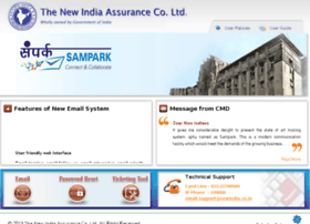 Sampark.newindia.co.in thumbnail