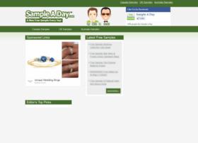 Sampleaday.com thumbnail
