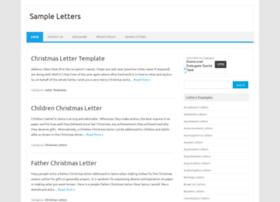 Sampleletters.in thumbnail