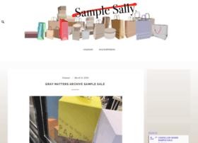 Samplesally.com thumbnail