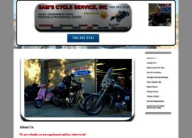 Samscycle.net thumbnail
