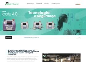 Samtronic.com.br thumbnail