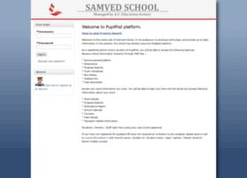 Samvedschool.pupilpod.in thumbnail